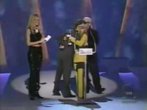 Madonna and Sean Penn at VH1 Fashion Awards