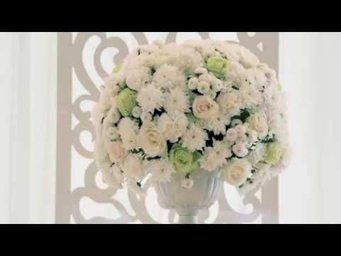 Свадебные букеты и оформление свадьбы цветами