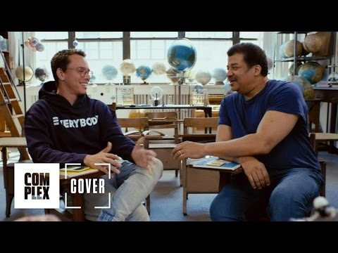 Logic & Neil deGrasse Tyson on Their Collaboration & Black People in the Louvre | The Complex Cover