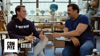 Logic & Neil deGrasse Tyson on Their Collaboration & Black People in the Louvre | Complex Cover