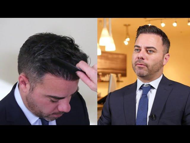 Dr. Baubac Hayatdavoudi - Artistic Perspective - Alvi Armani - Beverly Hills, CA
