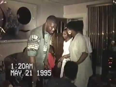 Camden New Jersey Footage 1995