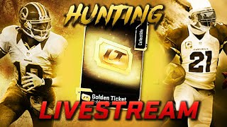 Hunting For A Golden Ticket Via Solos W/ Texas