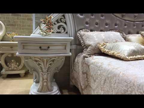 классическая спальня Мадрид ( латифа)