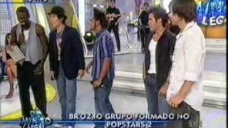 Lançamento do Br'oz no Domingo Legal [Parte 02]