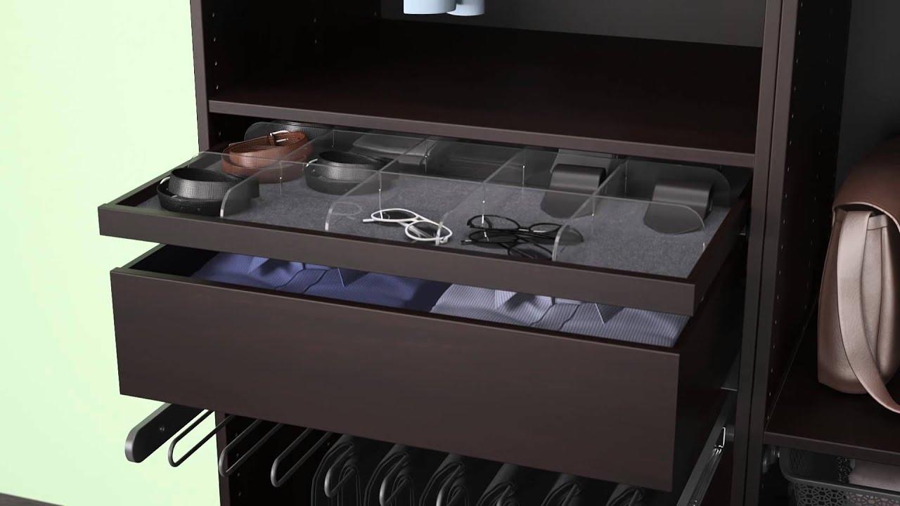 Ikea Tiroir Armoire Pax pax/komplement - trådbackar och annan förvaringikea sverige
