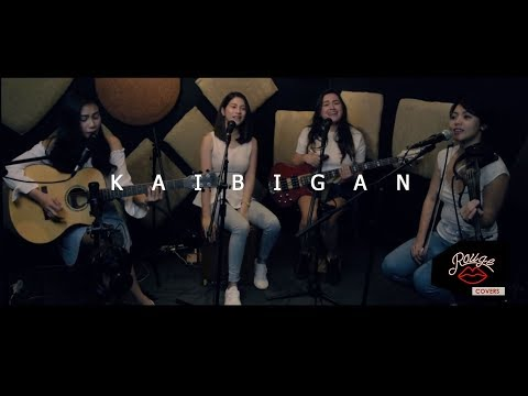 Kaibigan mo - Sarah Geronimo feat. Yeng Constantino (Rouge Cover)