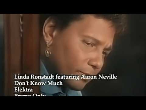 Don't Know Much - Linda Ronstadt & Aaron Neville [HD - HQ audio]
