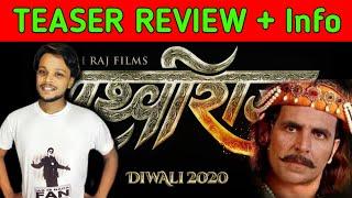 PRITHVIRAJ Teaser Review + All Informations | Akshay Kumar | YRF