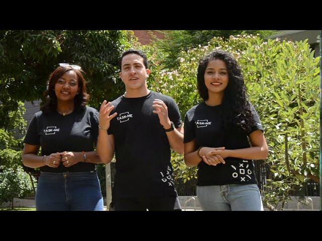 #JóvenesQueTransforman PAOLA, JONATHAN Y VANESSA. Task Me. Región Andina
