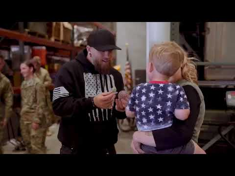 Brantley Gilbert | 'Fire & Brimstone' Album Release Day at Wright-Patterson AFB Mp3