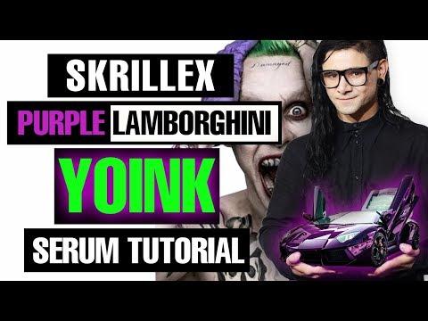 Download How To Really Make Skrillex Purple Lamborghini Yoink Drop