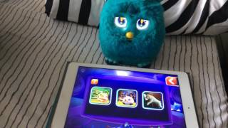 may doo the furby connect sings one call away   jomei s furbies