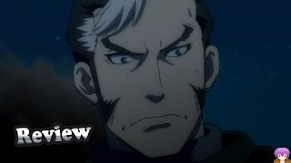 The Heroic Legend of Arslan Episode 6 Anime Review - The Fall アルスラーン戦記