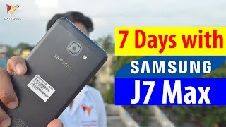 Samsung Galaxy J7 Max Full Indepth Review After 7 Days Of Use | Data Dock