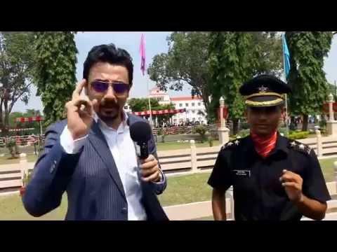 "Lt. Deepak Mishra   from ""Radio Jockey"" to ""Army Officer"""