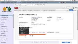 Payment Reminder for Unpaid Customer Invoiced In Odoo