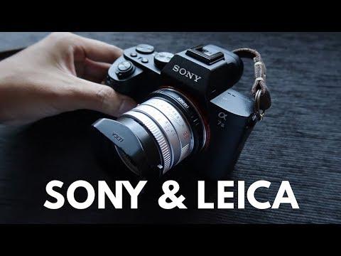 SONY & LEICA BERSATU HASIL WOOWW!!