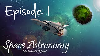 Minecraft - FTB: Space Astronomy - Episode 1: Blood Moon