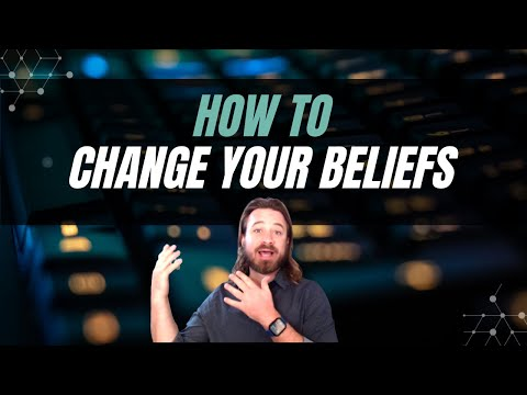 How to Change Beliefs: 4-Step Neuro-Semantic NLP technique