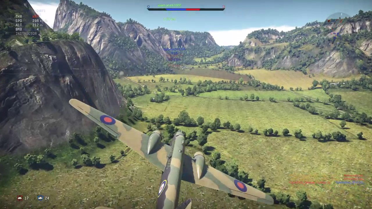 War Thunder PS4 - Gameplay - No commentary - YouTube