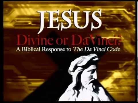 """Jesus: Divine or Da Vinci?"" promo"