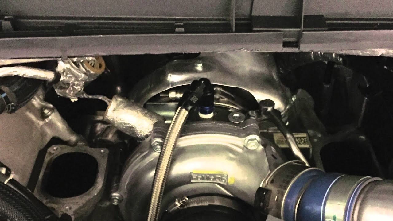 2015 Ford Gt 3788 Turbo Installed On A 2012 Powerstroke