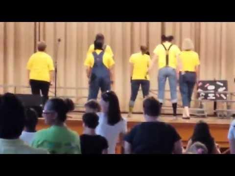 Teachers at Hixson Elementary School part 1