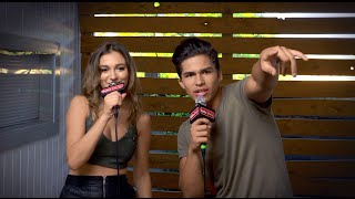 Alex Aiono vs. Daya | Radio Disney