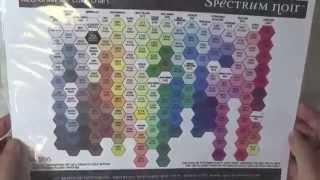 Spectrum Noir Alcohol Marker Review