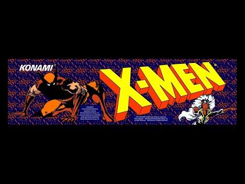 X-Men Arcade - Mike Matei Live