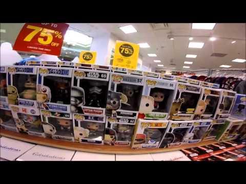 Funko Pop! Hunting #8 - BatmanvSuperman/Star Wars TFA Pops!
