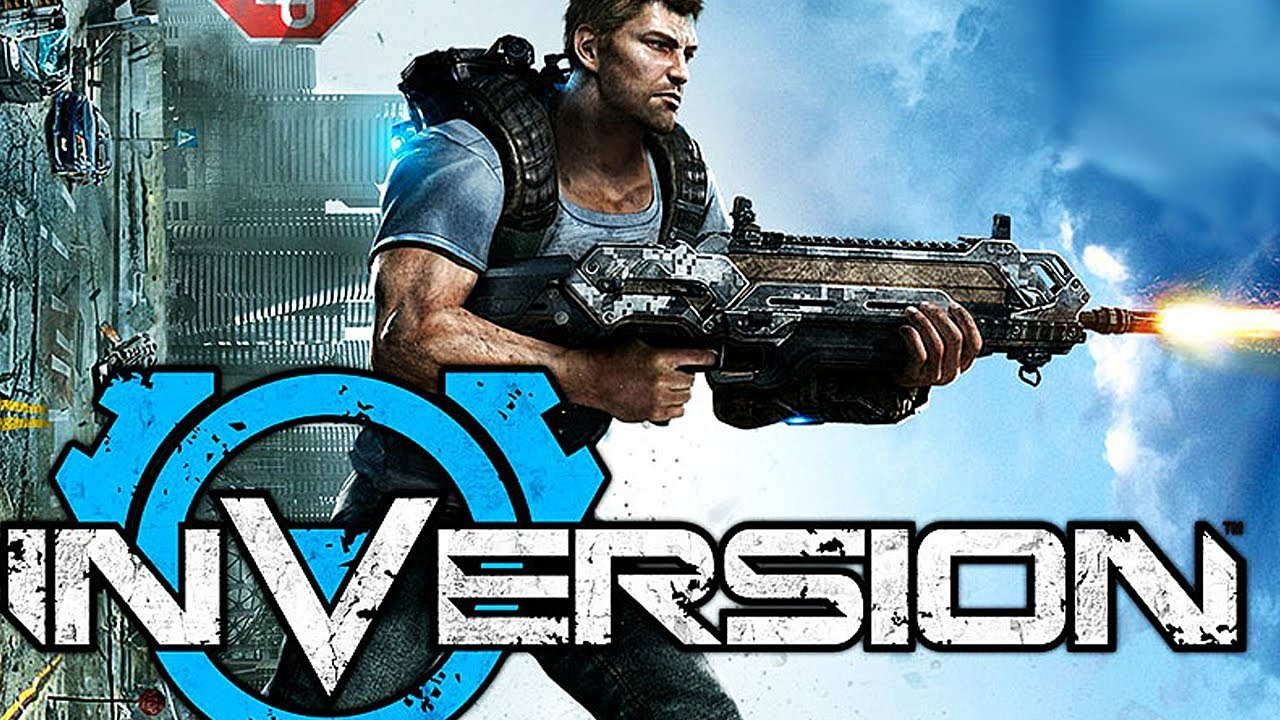 Inversion | Gravity Manipulating Video Game Review