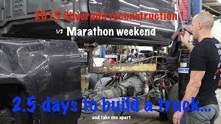Part 6: 2015 Chevrolet Silverado LTZ Duramax rebuild. The marathon weekend has arrived!