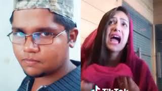 Ammi Jan kehti thi ) Daniyal sheikh tiktok funny videos 22
