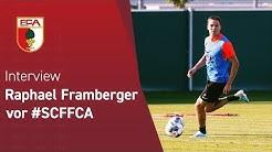 19/20 // Kabinengeflüster // Raphael Framberger vor #SCFFCA