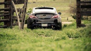 Best Hyundai Genesis Coupe exhaust sound.