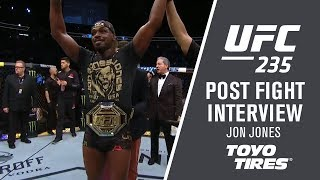 UFC 235: Jon Jones -