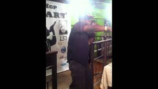 Nemo Dilinga Live @ Hip Hop 16 Bar Monday