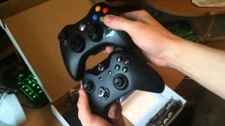 Распаковка Xbox One