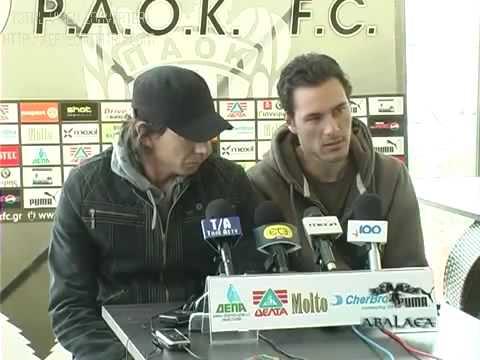 Pablo Garcia Oi opadoi tou PAOK exoun megala ARXIDIA