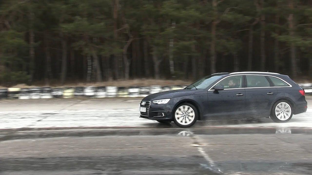 Audi A4 2 0 TFSI quattro przyspieszenie 0 100 200 km h plus