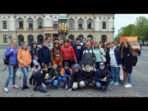 Учні та вчителі Коломийського ліцею повернулися з Німеччини