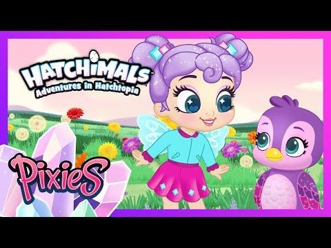 ALL THE EPISODES: MEGA COMPILATION   Adventures in Hatchtopia: PIXIES   Hatchimals