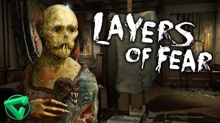 "LAS PINTURAS DEL HORROR - ""Layers Of Fear"" iTownGamePlay (Horror Game)"
