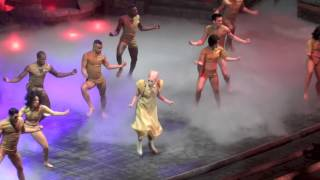 "Lady Gaga ""Born This Way"" Anthem 2013 Vancouver BC Canada"