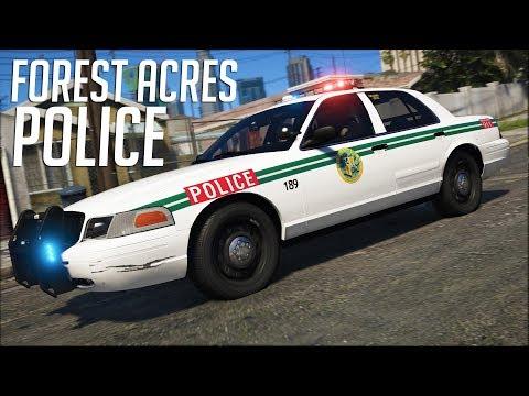 LSPDFR - Day 762 - Forest Acres Police Department
