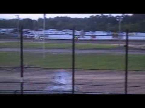 WHIP CITY SPEEDWAY : 750cc Feature Race 8/1/09