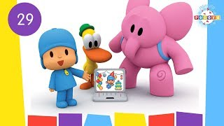 POCOYO WORLD: A Surprise for Pocoyo (EP29) | 30 Minutes with close caption