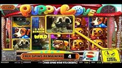 PUPPY LOVE +MEGA WIN! +FREE SPINS! +BONUS! online free slot SLOTSCOCKTAIL betsoft